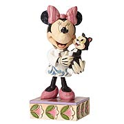 Disney Traditions Minnie Mouse Tender Love and Care Statue