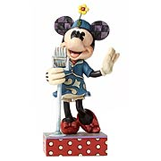 Disney Traditions Minnie Mouse Sweet Harmony Statue