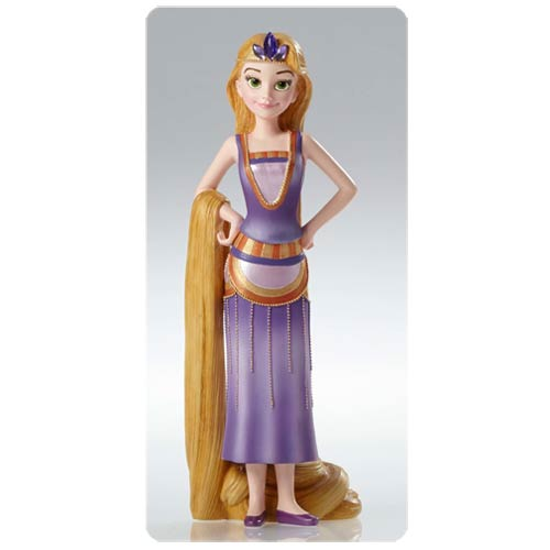 Disney Showcase Tangled Rapunzel Art Deco Statue