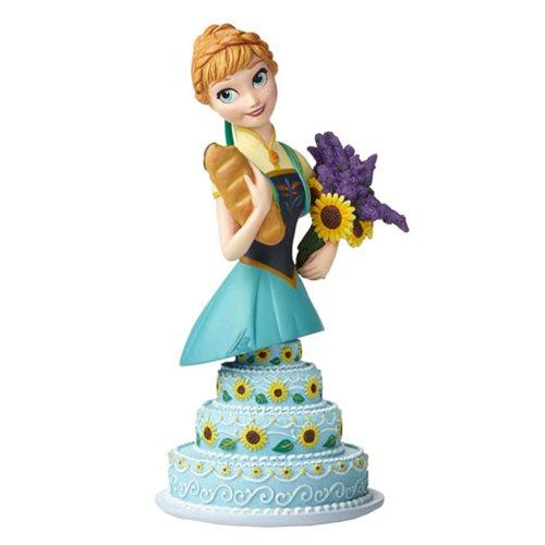 Frozen Fever Anna Grand Jester Mini-Bust