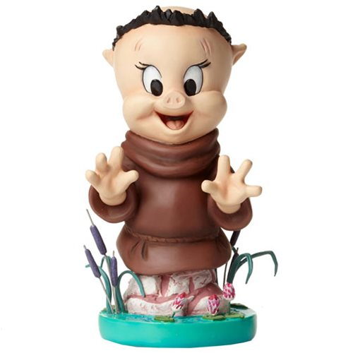 Looney_Tunes_Porky_Pig_as_Friar_Tuck_Grand_Jester_MiniBust