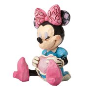 Disney Traditions Minnie Mouse Mini Statue