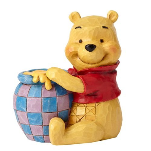 Disney Traditions Winnie the Pooh Mini Statue