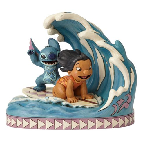 Disney_Traditions_Lilo_and_Stitch_Catch_the_Wave_Statue