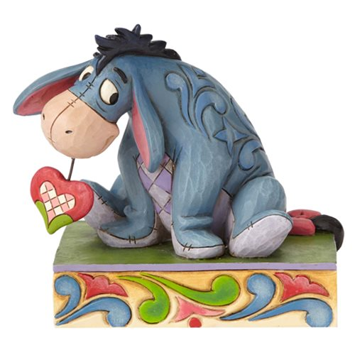 Disney_Traditions_Winnie_the_Pooh_Eeyore_Personality_Pose_Heart_on_a_String_Statue