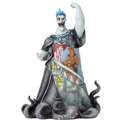 Disney Traditions Hercules Hades Statue Enesco