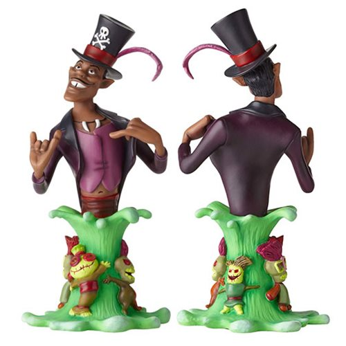 Princess_and_the_Frog_Dr_Facilier_Grand_Jester_MiniBust