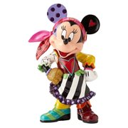 Disney Minnie Mouse Pirate Statue by Romero Britto