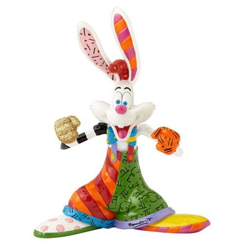 Disney Roger Rabbit Statue by Romero Britto