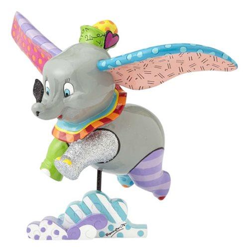 Disney Dumbo the Flying Elephant Statue by Romero Britto