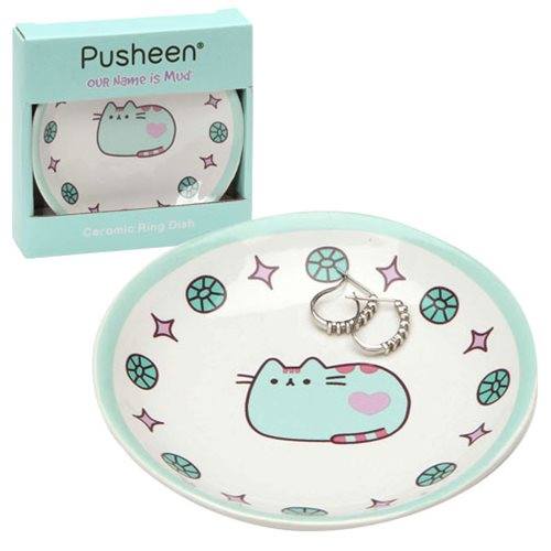 Pusheen_the_Cat_Blue_Trinket_Tray
