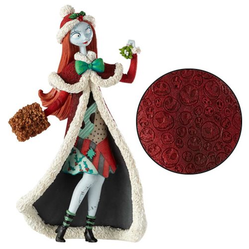 Disney_Showcase_Nightmare_Before_Christmas_Holiday_Sally_Couture_de_Force_Statue