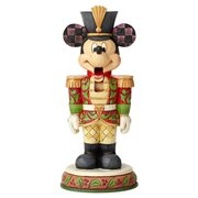 Disney Traditions Mickey Mouse Nutcracker Statue