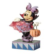 Disney Traditions Violet Vampire Minnie Mouse Statue