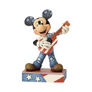 Disney Traditions Americana Mickey Mouse Statue by Jim Shore