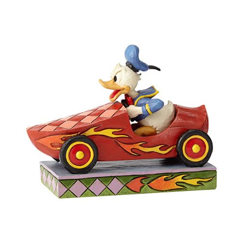 Disney_Traditions_Soap_Box_Derby_Donald_Duck_Road_Rage_Statue_by_Jim_Shore