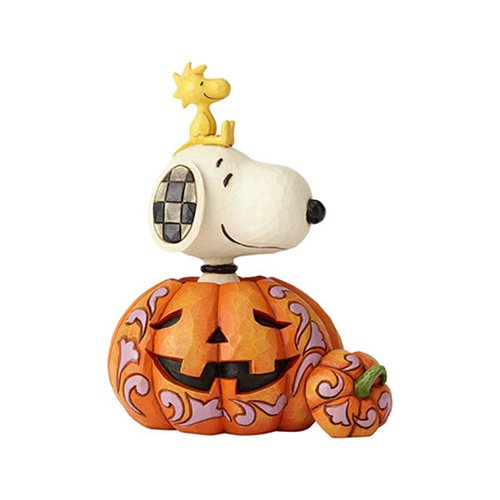Peanuts_Snoopy_and_Woodstock_In_Pumpkin_Statue_by_Jim_Shore
