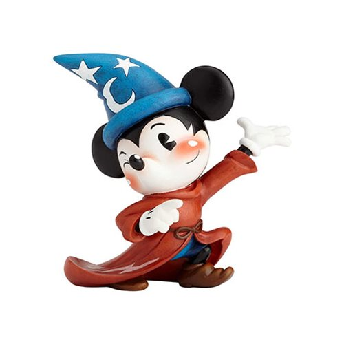 Disney The World of Miss Mindy Sorcerer Mickey Statue