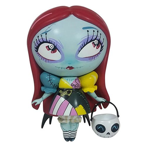 Disney The World of Miss Mindy Nightmare Before Christmas Sally Vinyl Figure