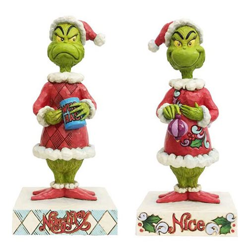Two sided grinch