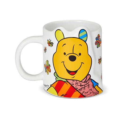 Disney Winnie the Pooh Pooh Mug by Romero Britto
