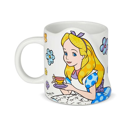 Disney_Alice_in_Wonderland_Alice_Mug_by_Romero_Britto