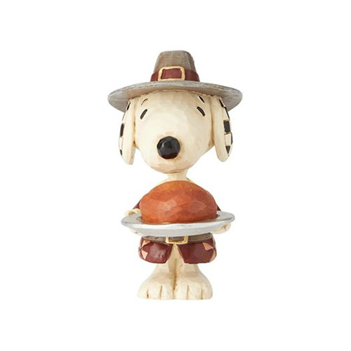 Peanuts_Snoopy_Pilgrim_by_Jim_Shore_MiniStatue
