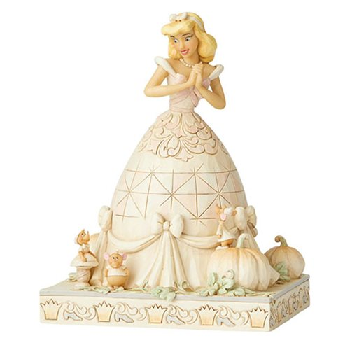 Disney_Traditions_Cinderella_White_Woodland_Cinderella_Darling_Dreamer_by_Jim_Shore_Statue