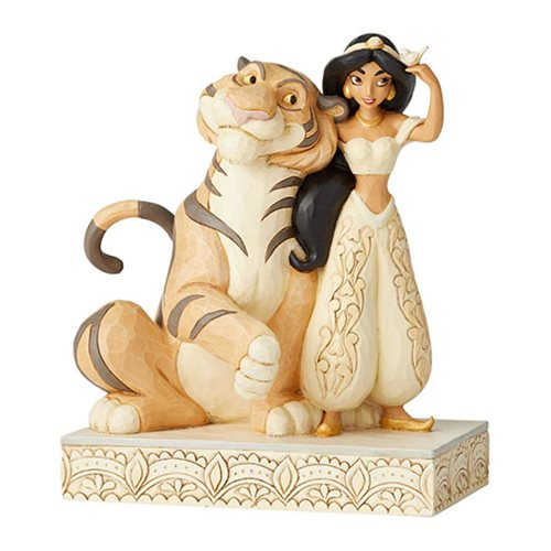 Disney Traditions Aladdin White Woodland Jasmine Wondrous Wishes by Jim Shore Statue