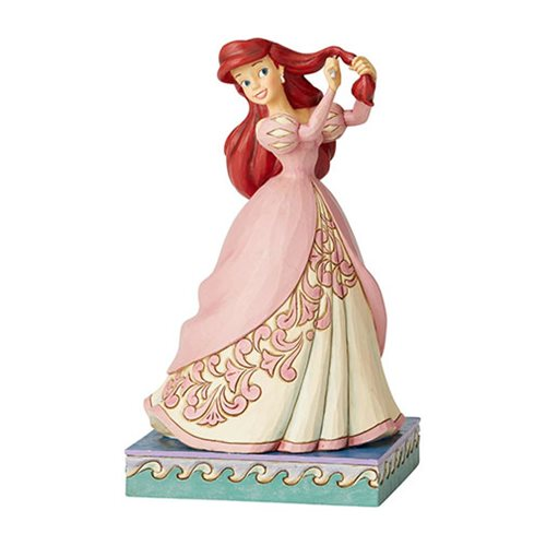 Disney_Traditions_Little_Mermaid_Princess_Passion_Ariel_Curious_Collector_by_Jim_Shore_Statue