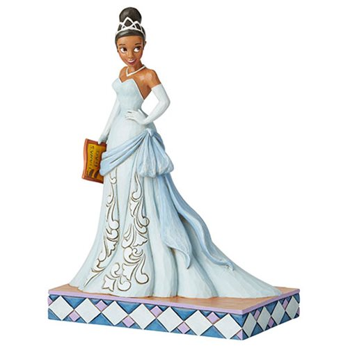 Disney_Traditions_Princess_and_the_Frog_Princess_Passion_Tiana_Enchanting_Entrepreneur_by_Jim_Shore_Statue