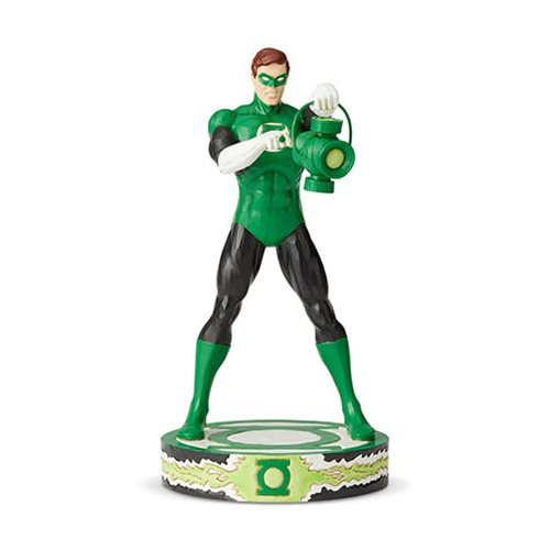 UPC 028399156948 product image for DC Comics Green Lantern Silver Age Statue by Jim Shore | upcitemdb.com