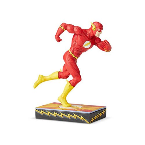 UPC 028399156955 product image for DC Comics Flash Silver Age Statue by Jim Shore | upcitemdb.com