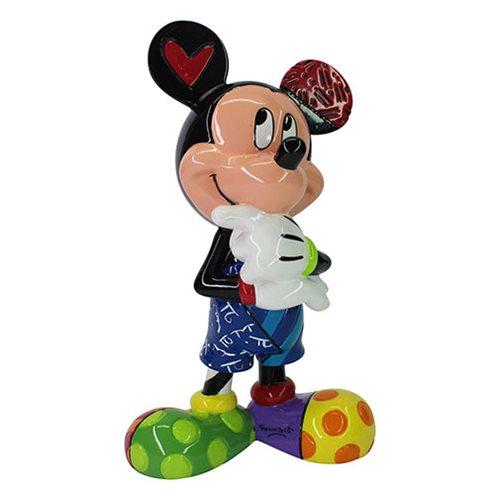 Disney Mickey Mouse 6-Inch Statue by Romero Britto