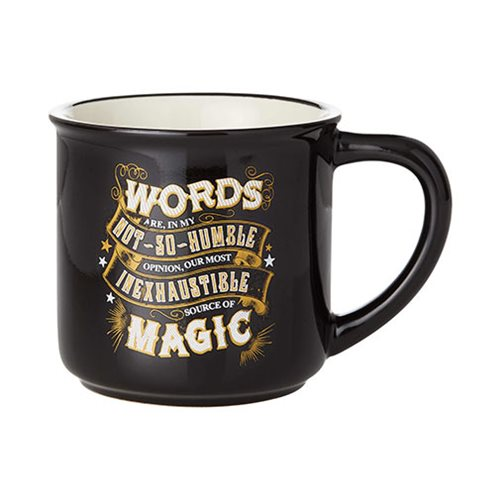 Harry Potter Black Magic 16 oz. Mug