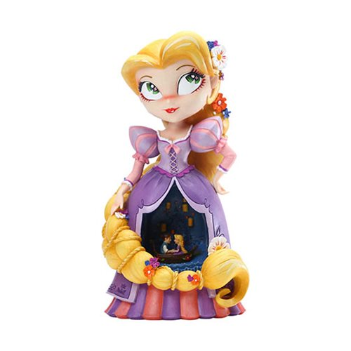 Disney The World of Miss Mindy Tangled Rapunzel Statue
