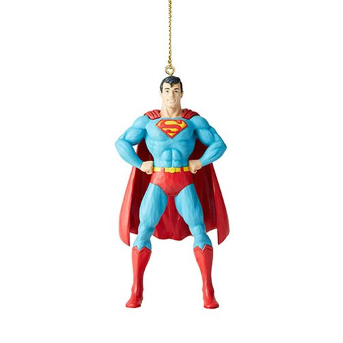 DC_Comics_Superman_Silver_Age_Ornament_by_Jim_Shore