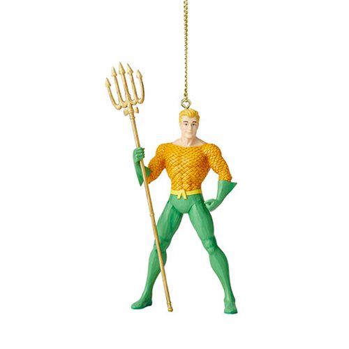 DC_Comics_Aquaman_Silver_Age_Ornament_by_Jim_Shore