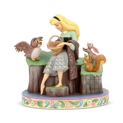 Disney_Traditions_Sleeping_Beauty_Beauty_Rare_by_Jim_Shore_Statue