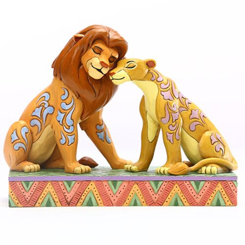 Disney_Traditions_Lion_King_Simba_and_Nala_Snuggling_Savannah_Sweethearts_by_Jim_Shore_Statue
