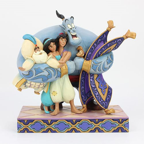 Disney_Traditions_Aladdin_Group_Hug_by_Jim_Shore_Statue
