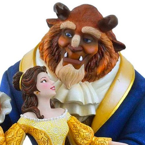 Disney Showcase Beauty and the Beast Statue