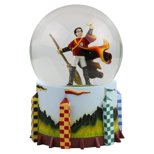 Harry Potter Quidditch Snow Globe