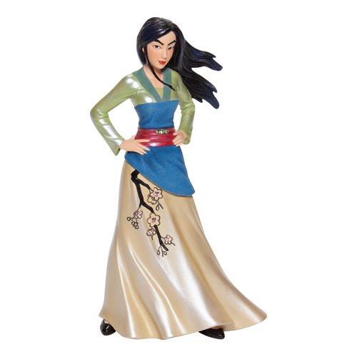 Disney Showcase Mulan Couture de Force Statue