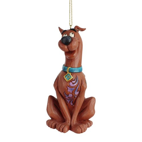 Scooby-Doo Scooby Ornament by Jim Shore