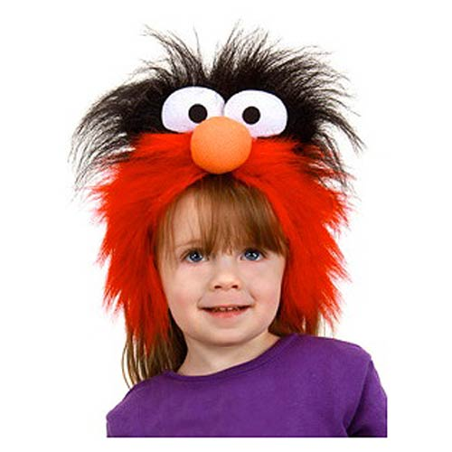Muppets Animal Fuzzy Costume Headband