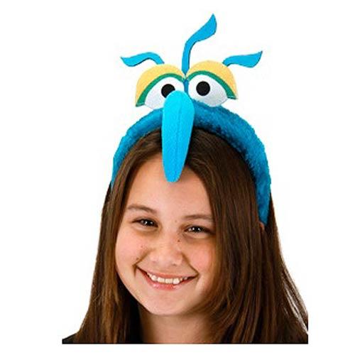 Muppets Gonzo Fuzzy Costume Headband