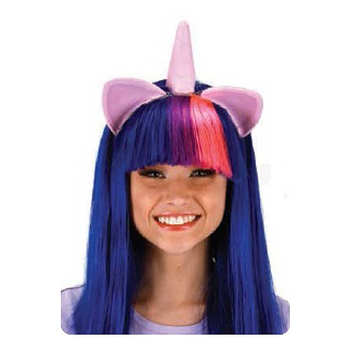 My Little Pony Twilight Sparkle Wig with Ears