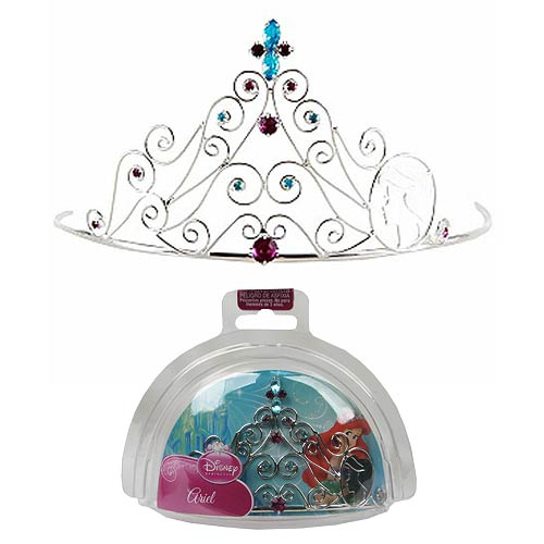 Disney Princess The Little Mermaid Ariel Princess Tiara