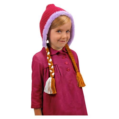 Disney Frozen Anna Laplander Hat
